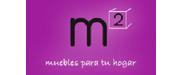 m2 muebles logo